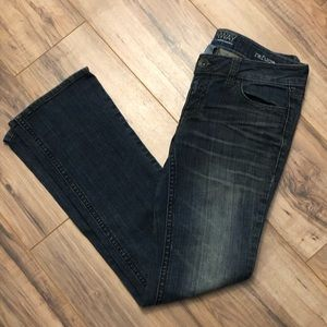 Refuge Runway Bootcut Jeans Size 6R